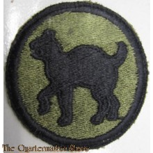 81th US Infantry Division