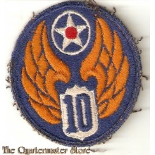 Sleeve patch 10th Air Force