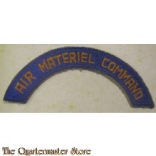 Material Command & Air Service Command]