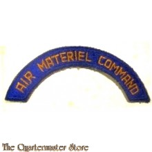 Mouwembleem Air Materell Command (Sleevebadge Air Materiel Command)