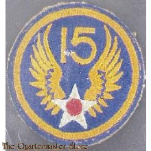 Sleeve patch 15th Air Force