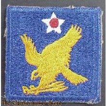 Sleeve patch 2nd Army Air Force