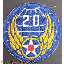 Sleeve patch 20th Air Force