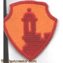 Sleeve patch Antilles Department