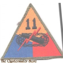 Sleevebadge 11th Armoured Division