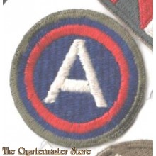 Sleevebadge 3rd Army