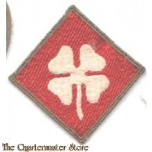 Sleevepatch 4th Army