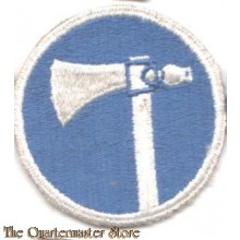 Sleeve patch 19th Corps OLD
