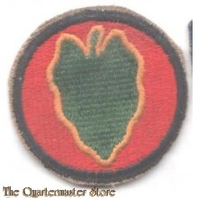 Sleeve patch 24th Infantry Division