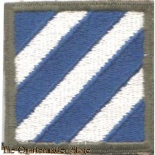 Sleeve patch 3rd Infantry Division