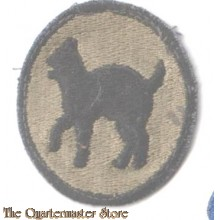 Sleeve patch 81st Infantry Division