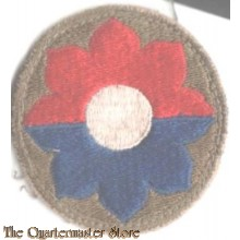 Sleeve patch 9th Infantry Division