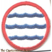 Sleeve patch Greenland Base Command