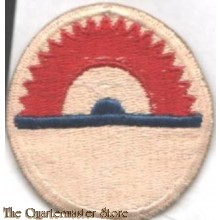 Sleeve patch Labrador North East Canada Base Command