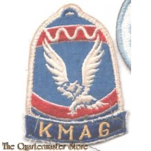 Sleeve patch Military Government of Korea